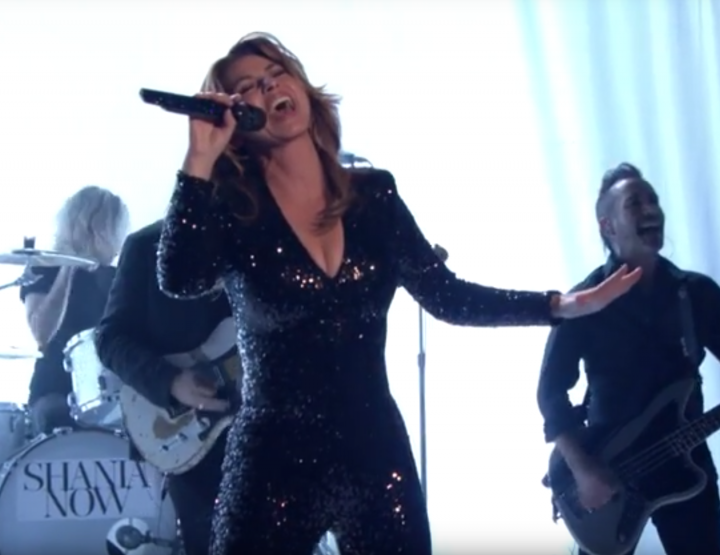 Shania Twain to Perform in Little Rock