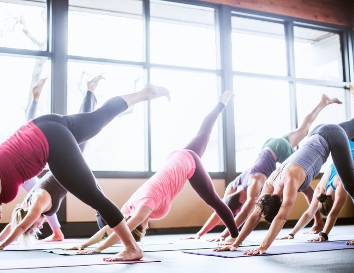 5 Exercise Classes to Start Your Year Off Right