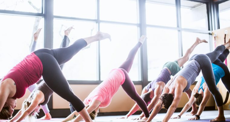 Yoga Warriors Fight Cancer with CARTI