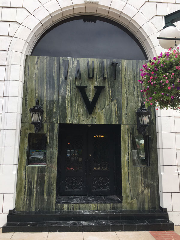 Opening the vault timeless fine dining coming to hot springs ay the stone building nestled in a corner of downtown hot springs central avenue is fairly unassuming with its gray archways and wrought iron door theres mightylinksfo