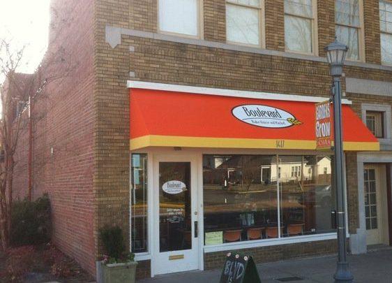 Lunching in Little Rock: Boulevard Bread Company