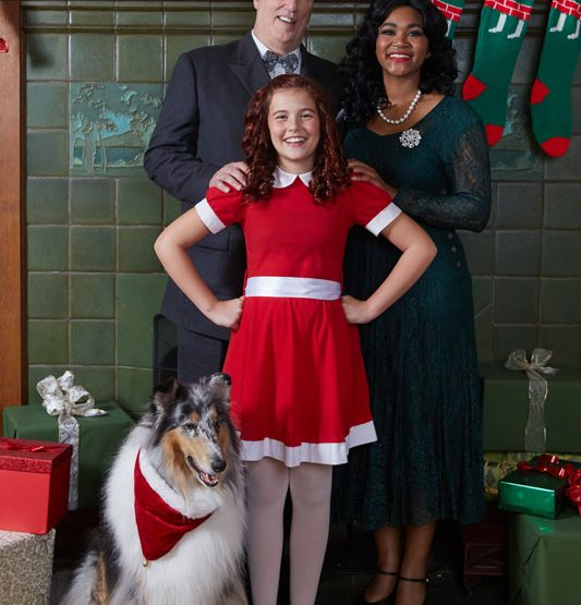 'Annie' Finds a Home at Wildwood Park for the Arts