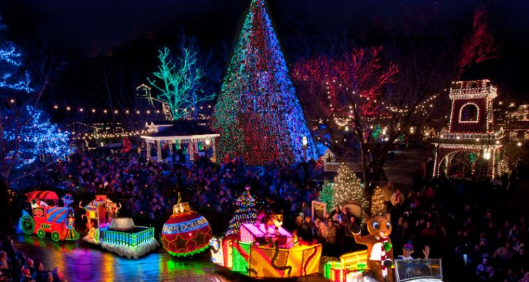 The Christmas Season: Opening Soon in Branson!
