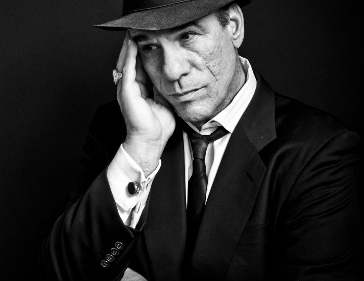 Actor/Singer Robert Davi To Close Out 2017 Hot Springs Documentary Film Festival