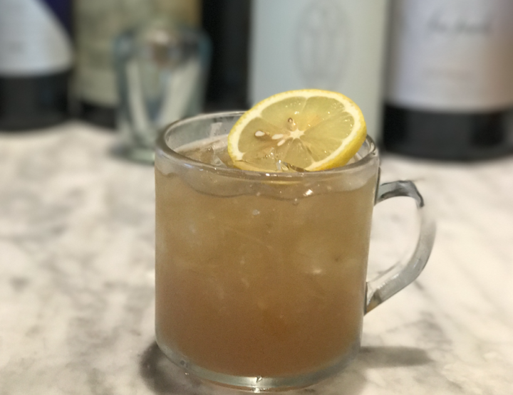 Happy Hour: Whisky Sour