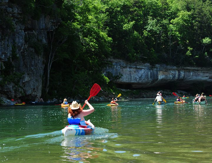 Something for Everyone in Buffalo National River Country