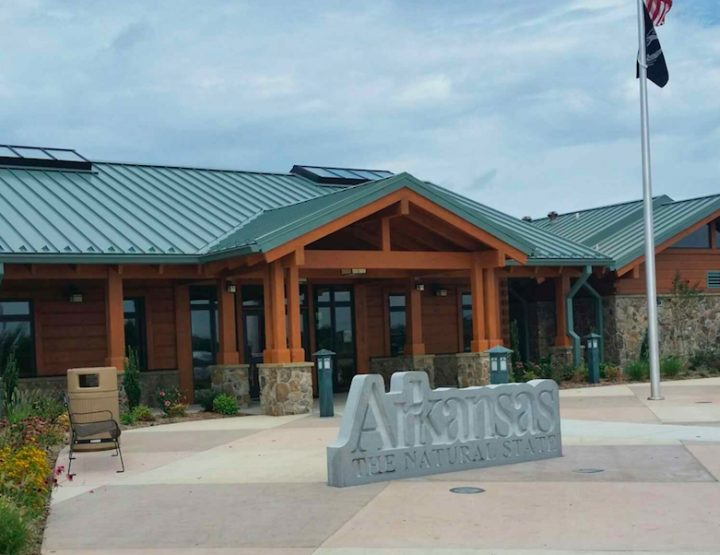 Texarkana Unveils New Welcome Center