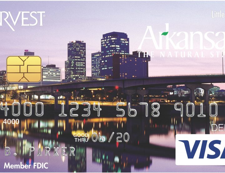 Arvest Bank, Arkansas Department of Parks and Tourism Expand Offering of Specialty Debit Cards