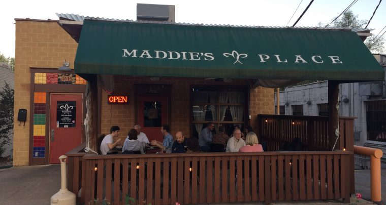 Lunching in Little Rock: Maddie's Place