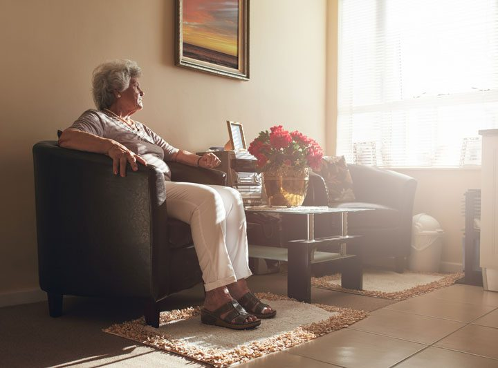 Maintaining Independence Drives Choice of Living Options
