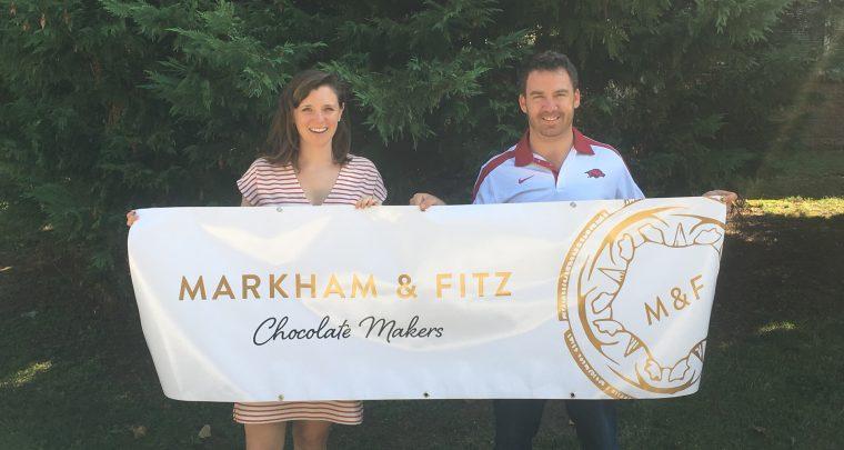 Hello Cocoa Rebrands as Markham & Fitz