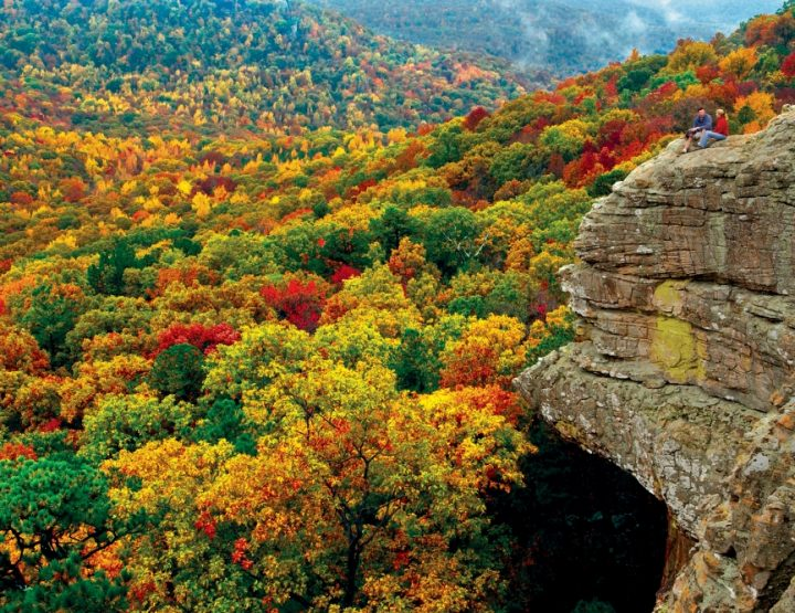 Arkansas Fall Foliage Updates Now Available