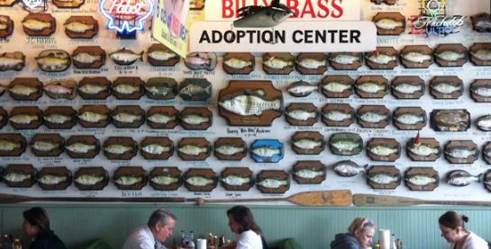 Lunching in Little Rock: Flying Fish