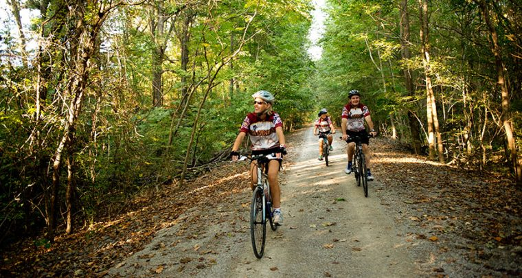 New Development in Rails to Trails Initiative