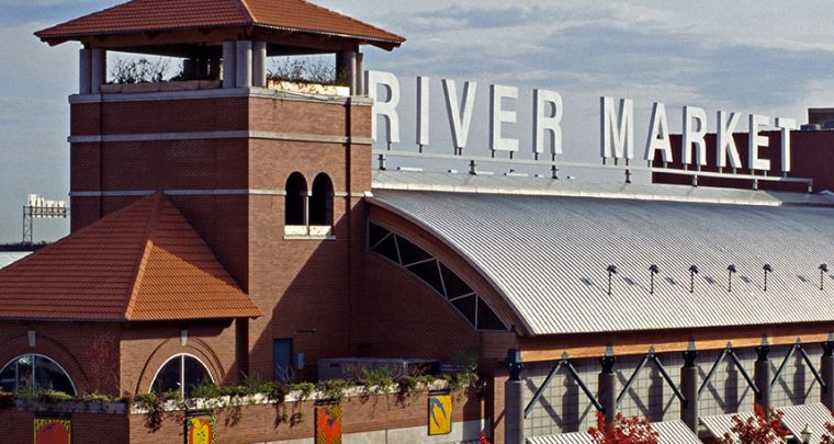Lunching in Little Rock: The River Market