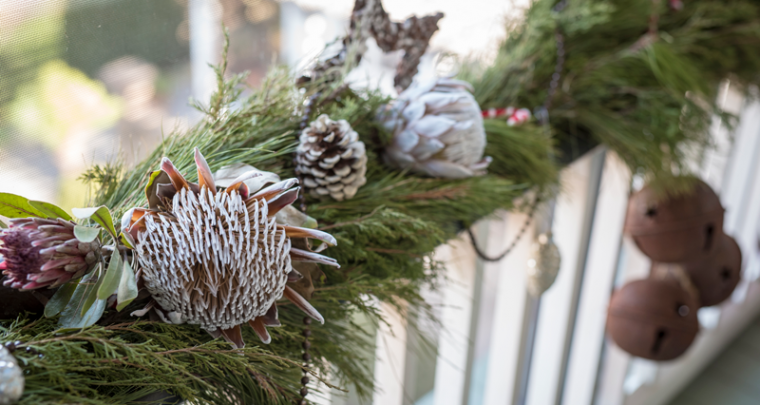 How to Care for Christmas Greenery