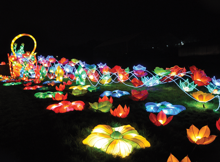 Arkansas Chinese Lantern Festival to Open in Little Rock