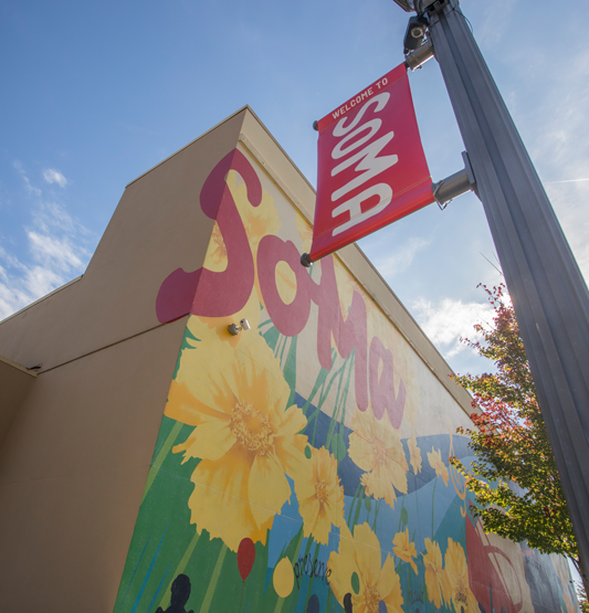 Downtown Comebacks: Little Rock River Market, SoMa and Argenta Arts District