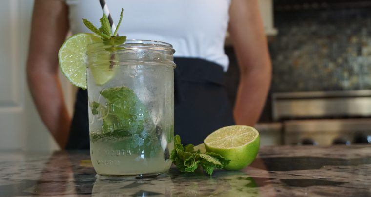 Recipe: Mason Jar Mojitos