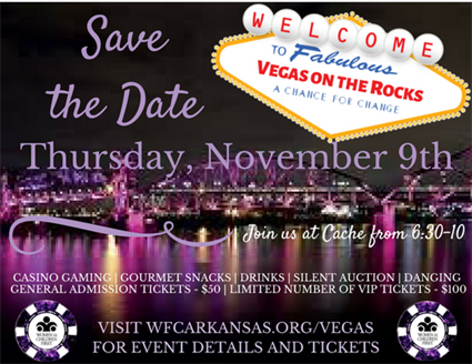 Vegas on the Rocks: A Chance for Change