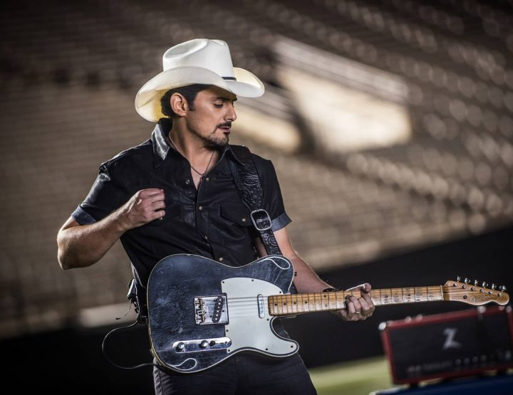 Brad Paisley Tickets on Sale Today