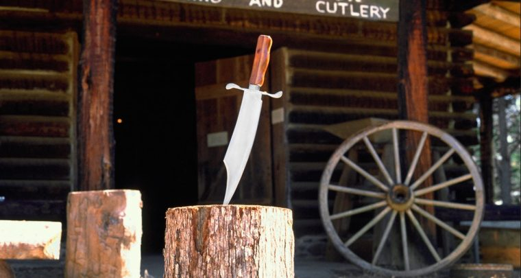 Bladesmithing Has Deep Roots in Arkansas