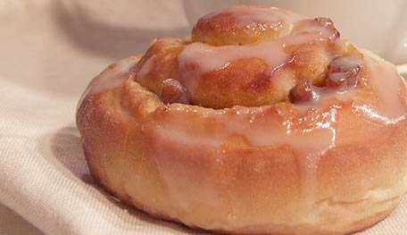 Recipe: Orange Glazed Cinnamon Rolls with P. Allen Smith