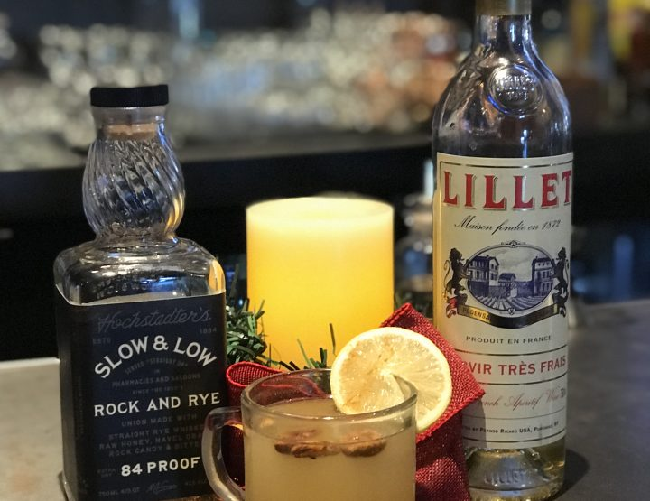 Happy Hour: Hot Toddy