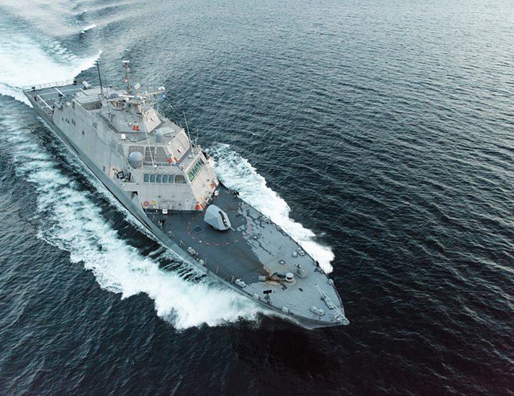 USS Little Rock To Be Commissioned Alongside Namesake Dec. 16