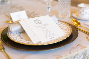 wedding invitation Pine Hill Ranch