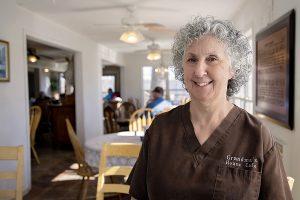 Elaine Bowlin of Grandma's House Cafe