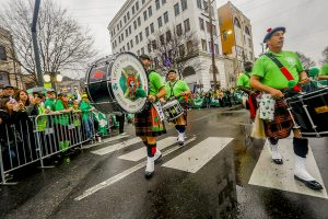 World's Shortest St. Patrick's Day Parade