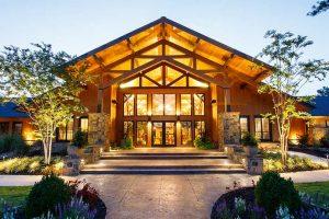 Pine Hill Ranch lodge