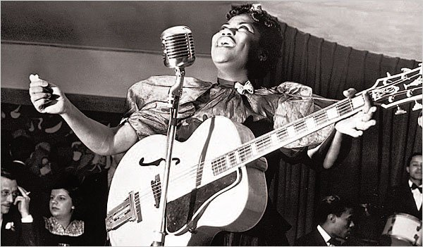 Sister Rosetta Tharpe Heads to the Rock and Roll Hall of Fame