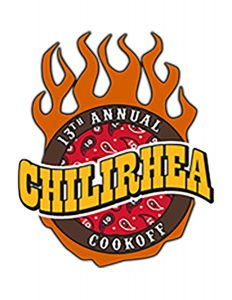 13th Annual Chilirhea Cookoff