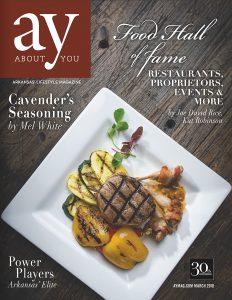 AY Magazine Heather Baker Caleb Talley