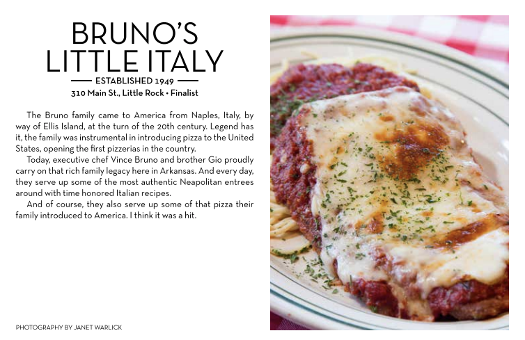 Bruno's Little Italy