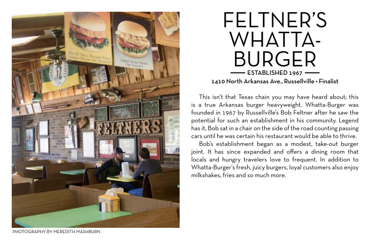 Feltner's Whatta-Burger