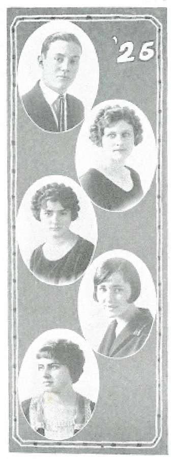 Harding College Class of 1926