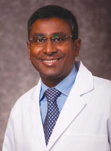 Renowned heart surgeon Dr. Raj Chakka, of CHI St. Vincent in Little Rock, is well aware of the challenges Arkansans face in heart health.