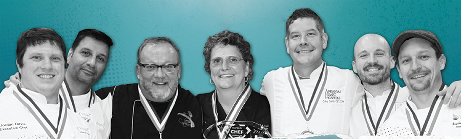 Diamond Chef Arkansas 2018