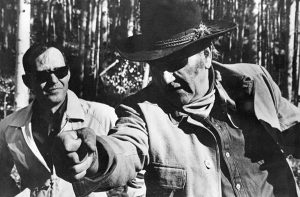 """Charles Portis got a real Mark Twain feeling, the cynicism and the humor,"""" said John Wayne in a 1969 interview with Roger Ebert. """"It's the authentic stuff."""