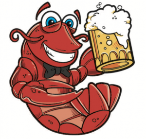 Drink beer and eat crawfish at Ales & Tails in Fayetteville