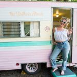 Cheyenne Matthews of The Southern Blonde mobile hair styling truck is opening a Little Rock location