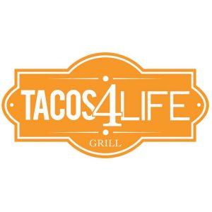 Tacos 4 Life logo