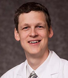 Dr. Forrest Glover Cardiologist CHI St. Vincent Heart Clinic, AR