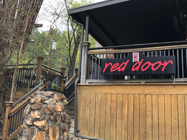 Red Door Restaurant in Little Rock. Photo by Maggie McNeary