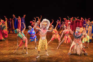 'The Lion King' Comes to Little Rock