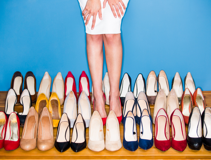 Walk a Mile in My Shoes Sale Benefits Ozark Guidance Foundation