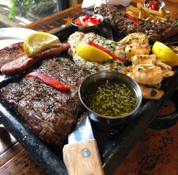 Mixed Grill Buenos Aires and Buenos Aires Grill and Cafe in Little Rock